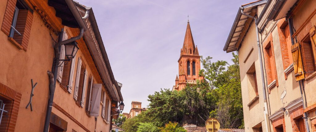 eglise saint martin castelnau d'estretefonds