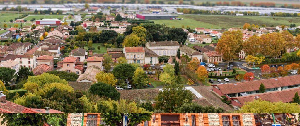 Photo ville Castelnau d'Estrétefonds