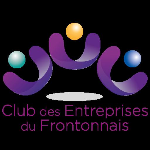 logo club des entreprises du frontonnais